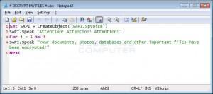 VBS Script
