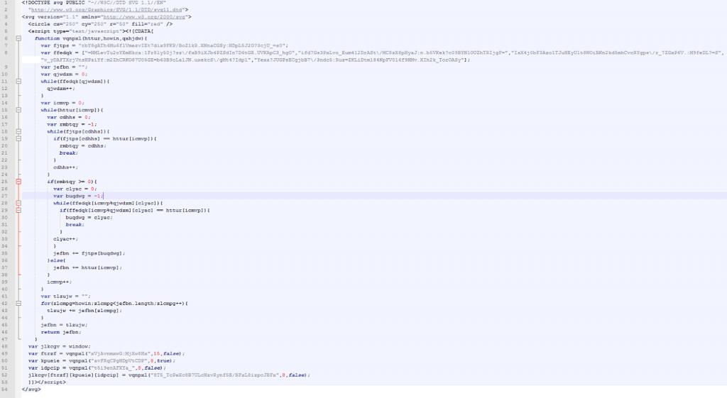 Source Code SVG